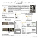 13. From Paper To Web - Ancient Inscriptions of the Paper Museum of Cassiano dal Pozzo in EAGLE