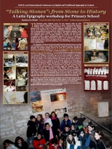 10. Talking Stones: from Stone to History. A Latin Epigraphy workshop for Primary School