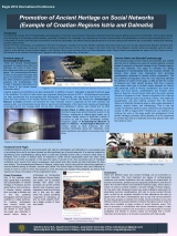 11. Promotion of Ancient Heritage on Social Networks (Example of Croatian Regions Istria and Dalmatia)