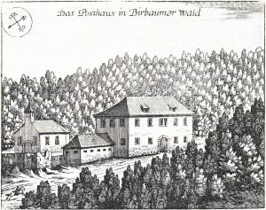 """Ad Pirum"" pass -17th century"