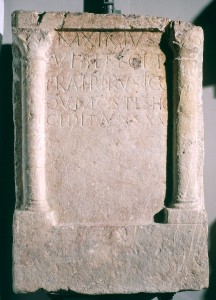 Funerary monument of Rusticus